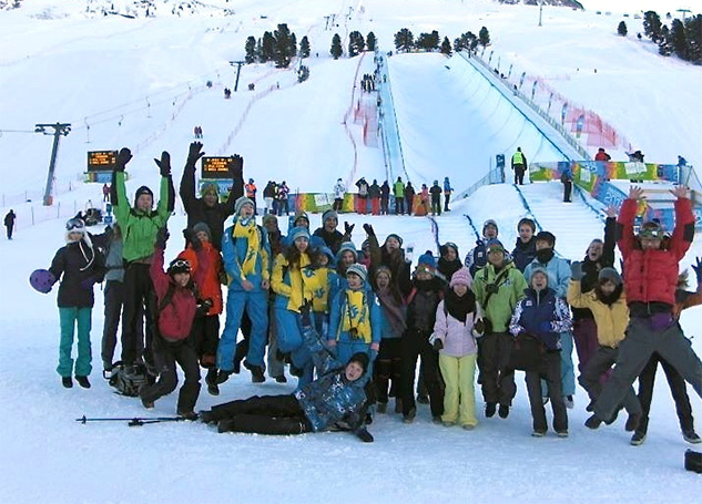 The 2012 Winter Youth Olympic Games